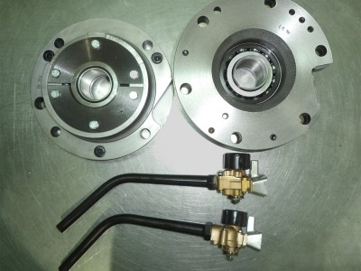 BEARINGS AND OIL PUMPS